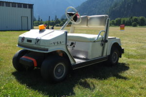 VSA retrieve vehicle