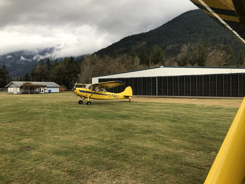 New-Hangar